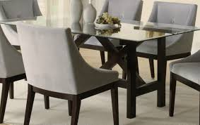 Bases For Glass Dining Room Tables Dining Room Endearing Glass Top Dining Table Mississauga