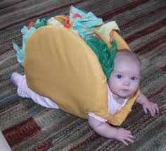 Infant Monster Halloween Costume Taco Baby Halloween Costume Halloween Pinterest Baby