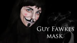 Guy Fawkes Mask Halloween by Guy Fawkes Mask Youtube