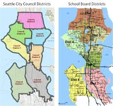 seattle map by district interviewing seattle school board candidates for district 2