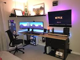 gaming computer desk ikea best home furniture ideas with regard to