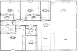 Barn Style Home Floor Plans 30 X 46 House Plan Pole Barn Home Favorite Places U0026 Spaces