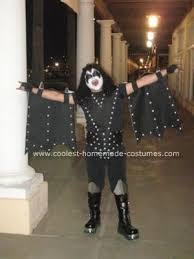 Kiss Halloween Costume 64 Gene Simmons Halloween Costumes Images