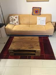 1001 Pallet by Stylish Pallet Coffee Table U2022 1001 Pallets