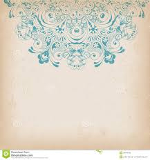 Invitation Paper Round Lace Card Royalty Free Stock Photo Image 34046195