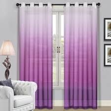 Alton Solid Grommet Window Curtain Panel Modern Curtains Drapes Allmodern