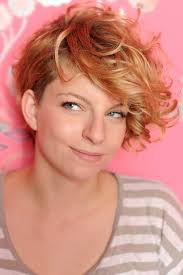 curly and short haircut showing back good short curly hairstyles for round faces short hairstyles for