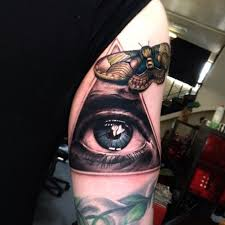 34 astonishingly beautiful eyeball tattoos tattooblend