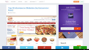 best ecommerce sites by design conversions and usability best