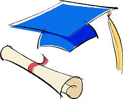 blue graduation cap graduation cap clipart blue clipartxtras