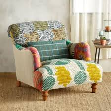 Patchwork Armchair For Sale Chairs U0026 Ottomans Furniture Home Furnishings Robert