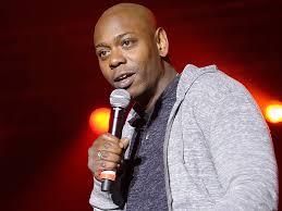 dave chappelle booed during stand up show people com