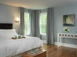 Floor To Ceiling Curtains Floor To Ceiling Curtains For Farmhouse Bedroom With White Trim