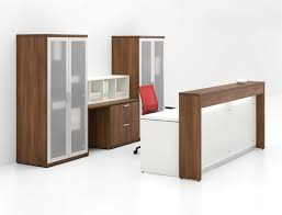 bureau reception groupe lacasse reception units common sense office furniture
