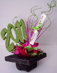 centerpieces for graduation graduation cap decoration ideas for education major