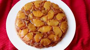 pineapple upside down cake recipe fresh pineapple coffee cake