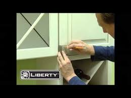 alignment template for cabinet hardware liberty cabinet knob installation align right template youtube