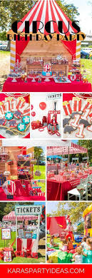 carnival birthday party ideas circus carnival birthday party via kara s party ideas