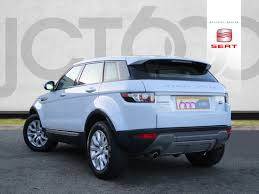 land rover evoque blue land rover range rover evoque sd4 pure tech 25 690