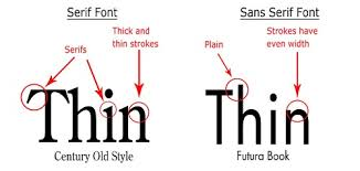 The Best Font For Resume by Fonts For Your Resume The Best And The Worst