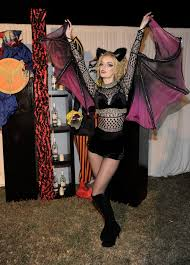 Lydia Halloween Costume Lydia Hearst Showed Wingspan Moody Bat Costume