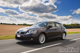 lexus ct 200h lexus ct 200h modified magazine