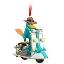 mr giftman disney phineas and ferb p ornament review