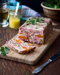 Easy Starters Recipes For Dinner Parties Donal Skehan U0027s Ham Hock Terrine Delicious Magazine