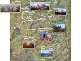 Garden State Rocks by Sedona Maps Sedona Location In Arizona Maps Of Verde Valley