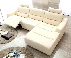 Modern Leather Sofa With Chaise Modern Leather Sofas And Sectionals Ipbworks