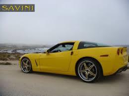 black and yellow corvette corvette savini wheels