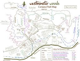 Sonoma State Campus Map by Angel U0027s Westminster Woods Poerty