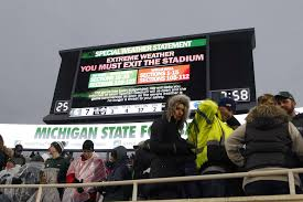 Penn State Resume Penn State Michigan State Resume Game After Weather Delay The