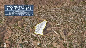 Los Angeles County Zoning Map by 2 76 Acres Windsor Hills Hoffman Land