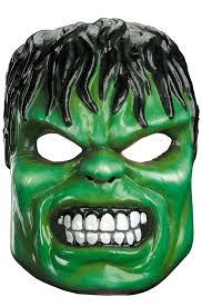 hulk vacuform mask purecostumes com