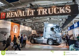 renault truck 2016 renault trucks stand at the 65th iaa editorial stock image image