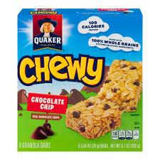 Breakfast Food Cereal Walmart Com by Quaker Breakfast Flat Breakfast Bars Cranberry Almond 5 Count