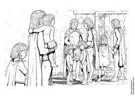 imagenes de familias aztecas dibujo para colorear familias img 3157
