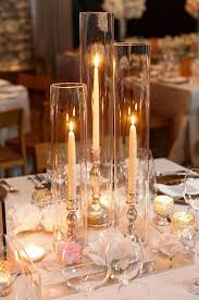 candle wedding centerpieces 40 chic wedding ideas using candles centerpieces