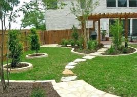 Affordable Backyard Landscaping Ideas How To Landscape A Backyard On A Budget Backyard Landscape Designs