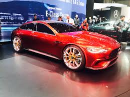 mercedes amg gt concept the mercedes amg gt concept may destroy the porsche panamera the