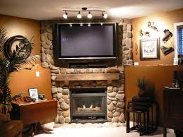 modern gas fireplace wall mounted home fireplaces firepits