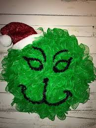 the grinch christmas decorations the grinch christmas wreath the grinch christmas wreath mr