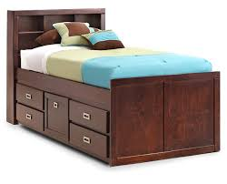 Bunk Bed With Shelves Kids Beds Bunk Beds And Lofts Furniture Row