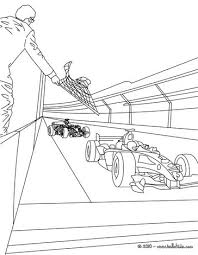 formula 1 race start coloring pages hellokids com