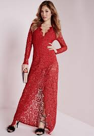 lace maxi dress plunge lace maxi dress missguided