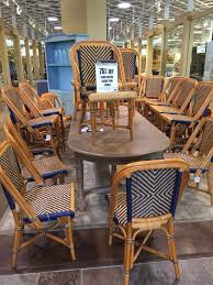 how i stumbled upon 40 chairs from ballard designs simply sarah so i left ikea and headed to my other favorite store in west chester the ballard designs frontgate grandin road outlet i walked in to find these bistro