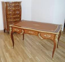 bureau marqueterie bureaux louis xv en marqueterie meubles bureaus