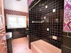 Black And Pink Bathroom Ideas Janice Adds A 1950s Pink Bathroom To Her Mid Century House From