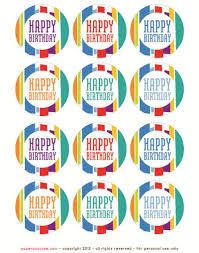 printable birthday decorations free colorful birthday supplies free printable honest to nod